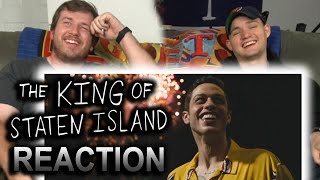 The King of Staten Island   Official Trailer - REACTION!!!