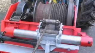Repeat youtube video Eigenbau Seilwinde mit hydraulischer Seilführung