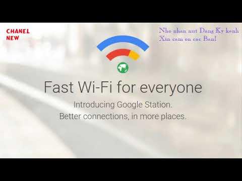 """Nóng quá ! Việt Nam được dùng Wi-Fi """"chùa"""" Google, miễn phí mà vẫn chạy phà phà"""