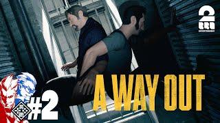 #2【脱獄の準備】弟者,兄者の「A WAY OUT」【2BRO.】