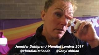 Entrevista Jennifer Dahlgren