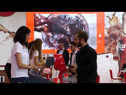 Cine Europe 2015 Littlebit Coca Cola Event