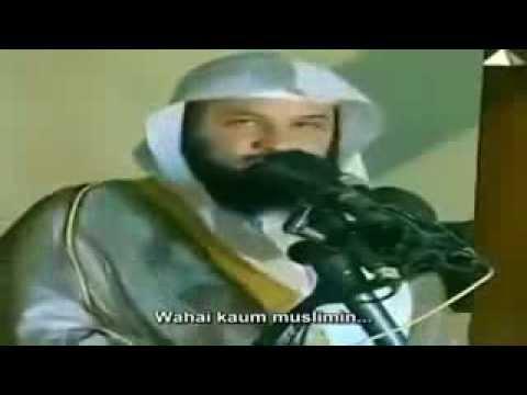 Al Arifi - Khutbah Jihad Syria
