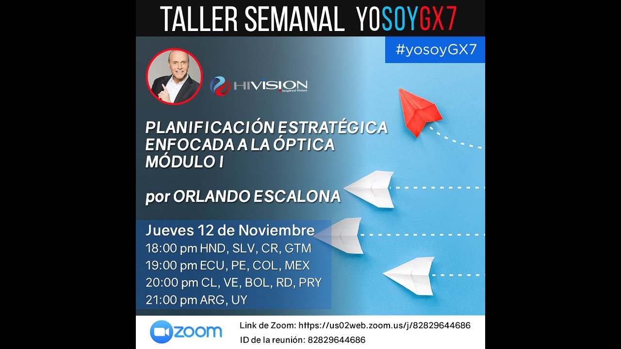 TALLER DE PLANIFICACIÓN ESTRATÉGICA - MÓDULO I