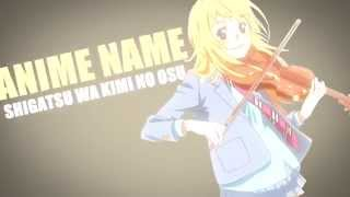The Lost Melody -AMV-