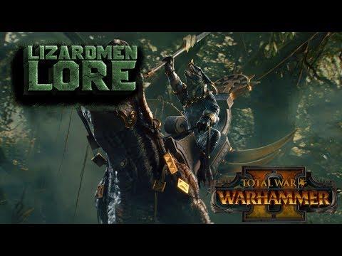 Lorehammer #8: Lizardmen Army - Legendary Lords, Heroes and Unit Breakdowns (Total War: Warhammer 2)