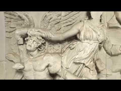 3D-Modell des Pergamonaltars: Demonstrationsvideo