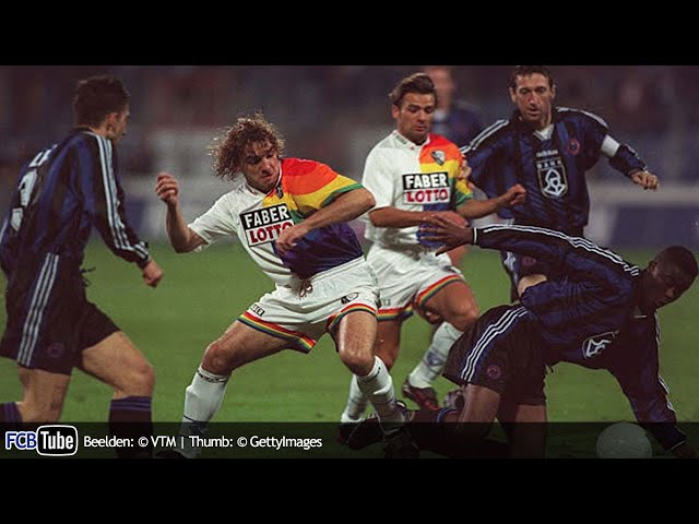 1997-1998 - UEFA-Cup - 06. 8ste Finale - VfL Bochum - Club Brugge 4-1
