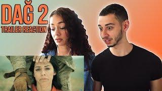 DAĞ II ???????? Turkish Movie Trailer Reaction | Jay & Rengin
