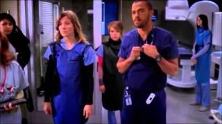 Grey's Anatomy 9x18 ER Reopens Full Body Scanner