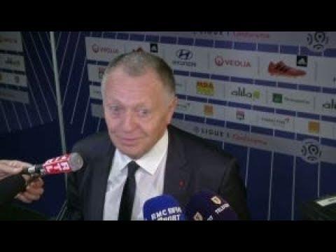 OL/ASM - Aulas «Je suis très heureux pour Bruno Genesio»