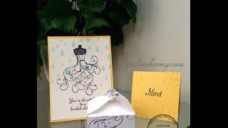 So Suzy Stamps Wedding Featurette #2: Bridal Shower