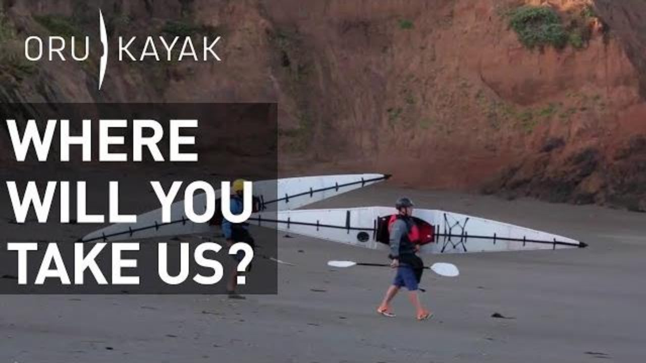 New Trend of Funding Tomorrow's Kayaks via Crowdfunding