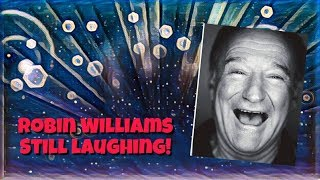 Robin Williams jokes about GOD | Dead Celeb Talk...