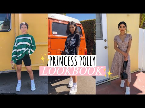 SUMMER LOOKBOOK FT. PRINCESS POLLY | Faye Claire
