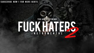 """F*ck Haters 2"" -  Hard Hip Hop ✘ Rap Instrumental 2015 ( Prod : Danny E.B )"