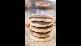 Homemade Twix Cookies Recipe