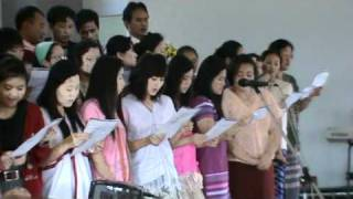 I Will Trust In Him by CKBC Choir Thumbnail
