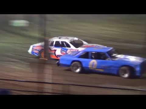 Boyd Raceway Factory Stock Heat Race 4/6/18