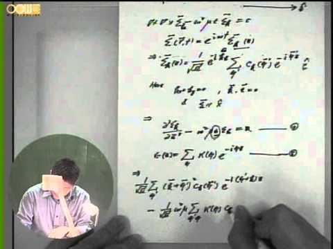 Lec05 光子晶體導論 第五週課程