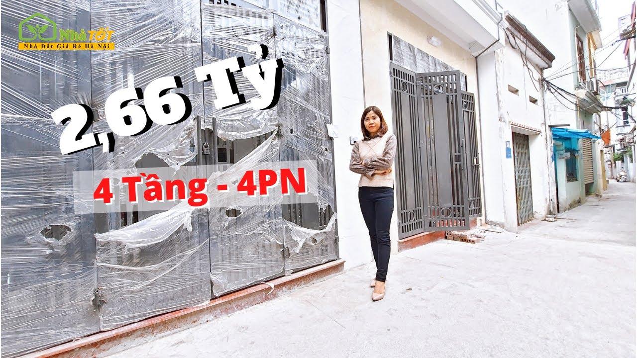 image Bán Nhà Hà Nội 2021 | Bán Nhà Phường Kiến Hưng 4 Tầng - 35m2 | nhà TỐT