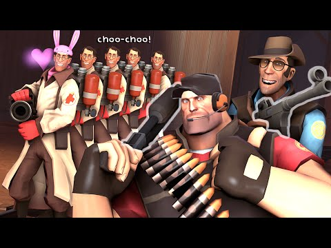 TF2: The Ultimate Pubbing Experience