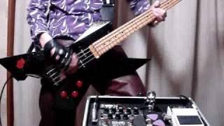筋肉少女帯「イワンのばか」のベースを弾いてみた(bass cover)