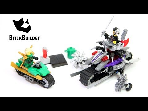 Lego Ninjago 70722 OverBorg Attack - Lego Speed build