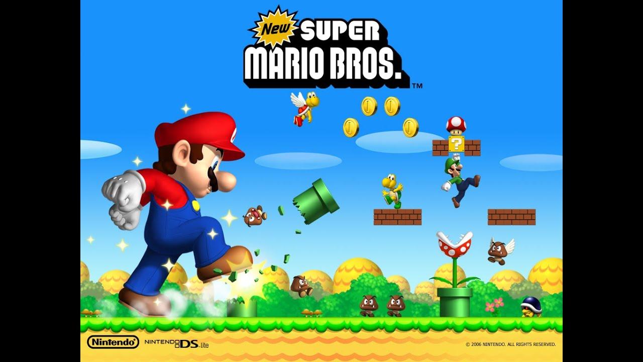 Descargar Los Juegos De Mario Bros