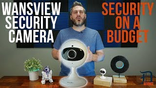 BUDGET Wansview Home Security Camera Review