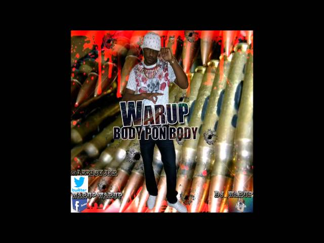 Warup - Body Pon Body [ M.Geeze Production ] september 2015