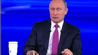 Путин прям в тр