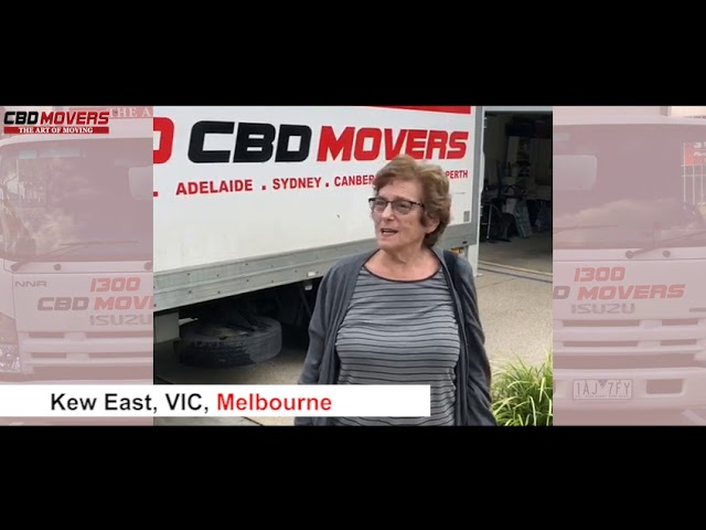 Looking for timely & safe moving services in Kew East, VIC