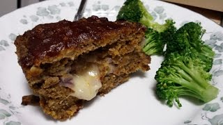 RV Cooking ~ Meatloaf in the NuWave Mini