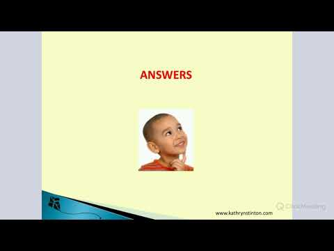 Quiz for Early Years Practitioners
