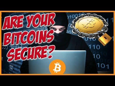 How To Make A Bitcoin Wallet Offline - Cold Storage Safe, Secure, Fast AND EASY!
