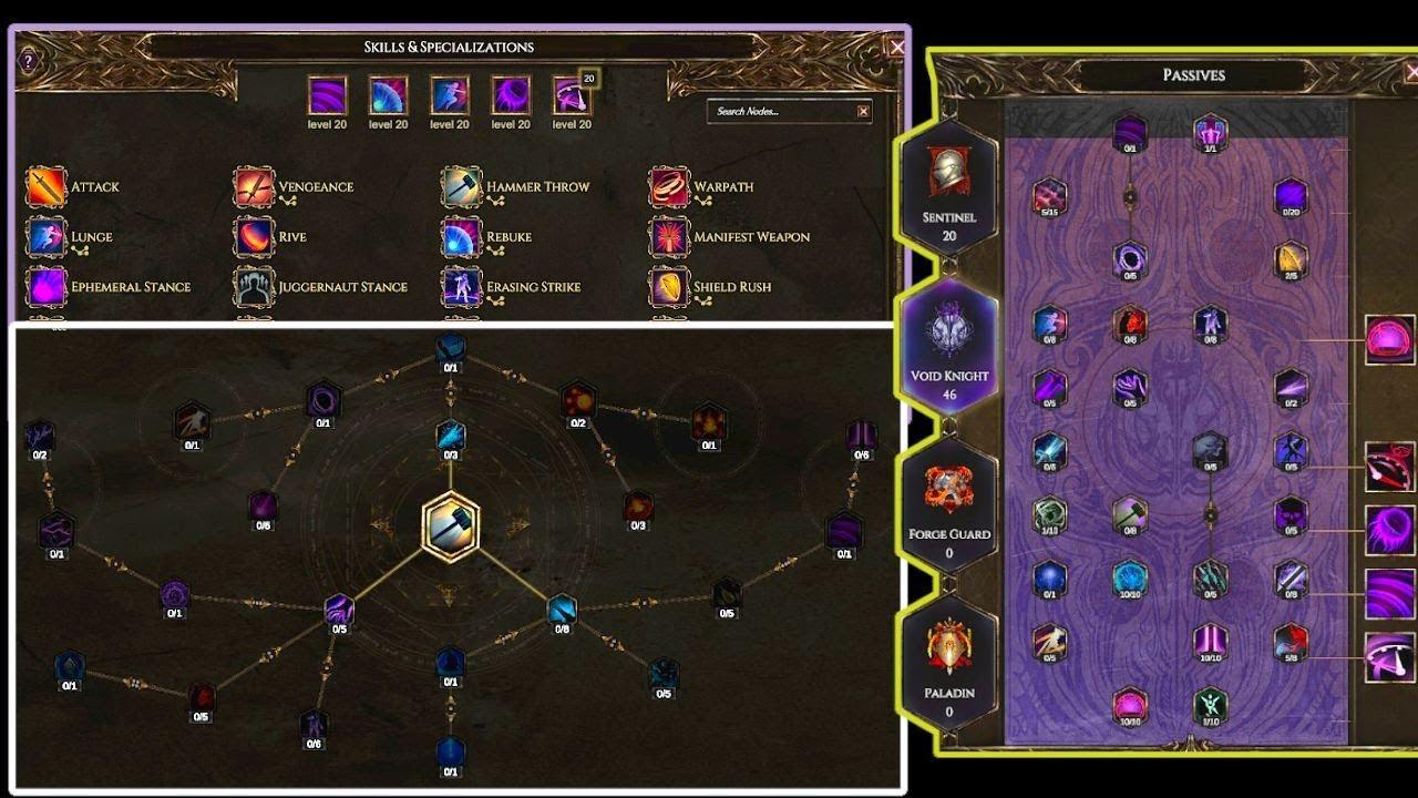 Last Epoch skill system - Early access (beta 0 7)