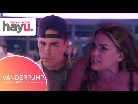 Sandoval Confronts Jax and Brittany About Their Homophobic Pastor   Season 8   Vanderpump Rules