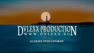 Создания Видео заставка DLEXX ПРОДАКШН в стиле голливудской кинокомпаний Castlerock