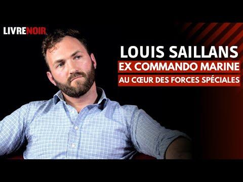 Download Au cœur des forces spéciales avec un ex commando marine | Louis Saillans