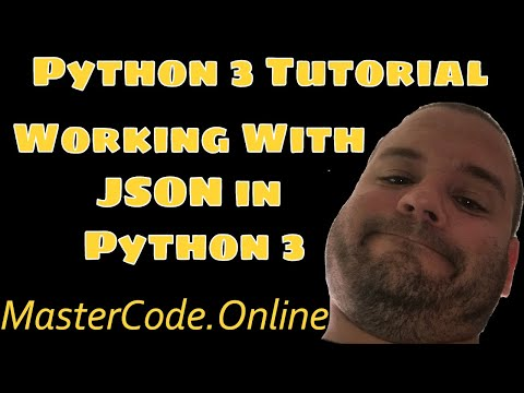Working With JSON In Python 3