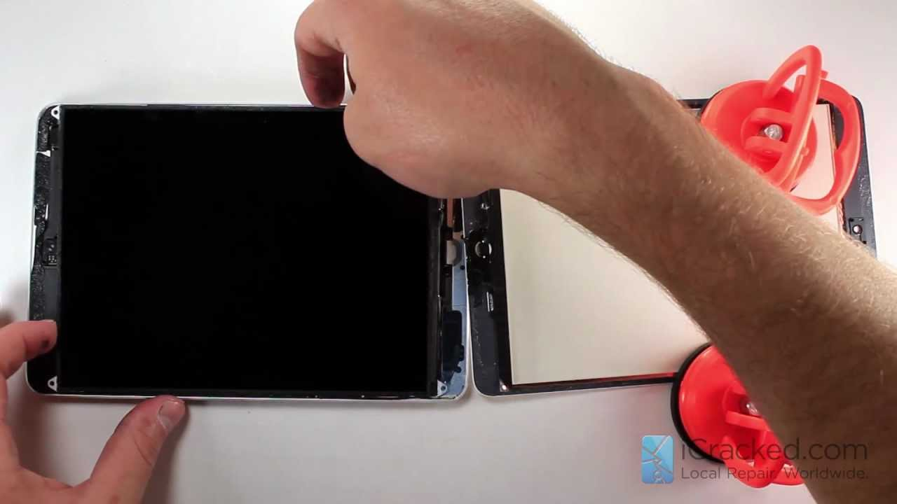 Official ipad mini teardown icracked youtube solutioingenieria Gallery