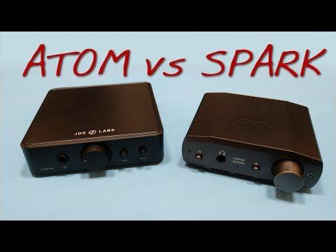 Z Review - JDS Atom vs Liquid Spark - YouTube