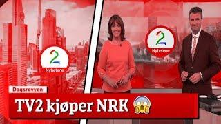 TV2 kjøper NRK... 😱 🎥 [TV2 Dagsrevyen]