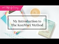 My introduction to the KonMari Method | A Style of Living