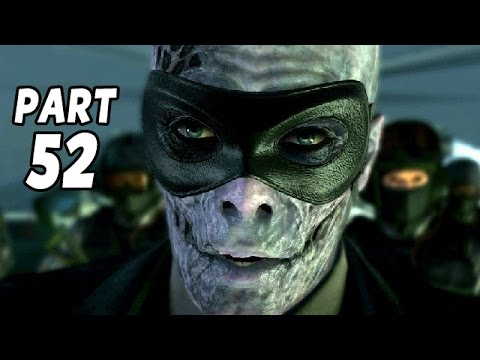 Let's Play Metal Gear Solid 5 Phantom Pain Gameplay German Deutsch #52 - Der wahre Plan