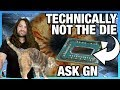 Ask GN 104: Voltage Death & 'Real' Vcore