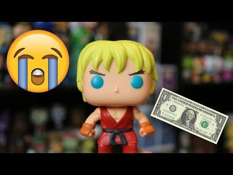 Top 5 Least Expensive Funko Pops!