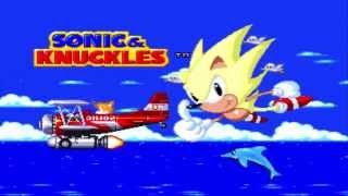 Sonic & Knuckles :: Final Boss + The Doomsday ZONE + Credits :: 720p HD