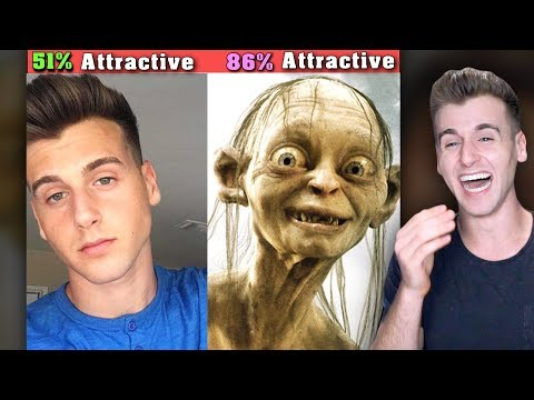 Taking The Attractive Test! (99% Accurate)